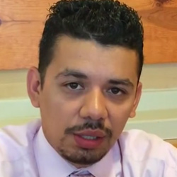 Francisco Ojeda, General Manager, IHOP Woodbridge, VA